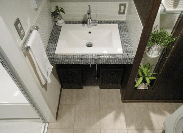 【内装】クッションフロアの決め方&我が家の水廻りの床。