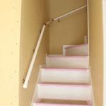 【建築中】2階に初潜入☆寝室の勾配天井は大成功。。!?