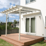 【外構】テラス屋根&カーポートの取り付け計画中☆費用はどれくらい⁇
