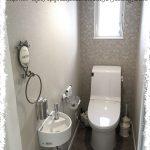 《Web内覧会*入居後》2階トイレって意外によく使います。w